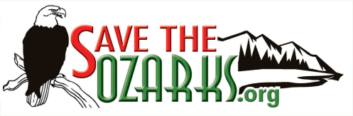 RETA Save the Ozarks logo image