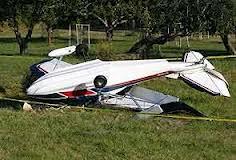 RETA airplane searey clipped power lines image