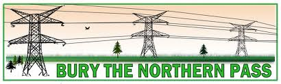 RETA Bury northern pass logo