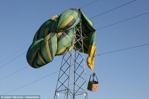 RETA hot air balloon crash photo 3