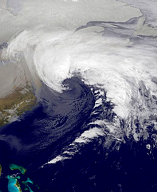 RETA storm system feb 2013 nor'easter image