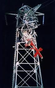 RETA helicopter crash tower image