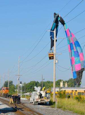 RETA hot air balloon crash image sept 2013