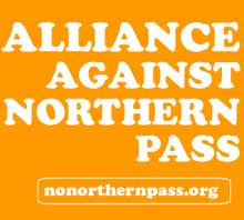 RETA Northern Pass (Alliance Against) logo