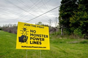 RETA No Monster Power Lines photo