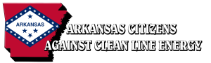 RETA Arkansas Citizens Against Clean Line Energy logo image