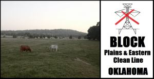 RETA Block Plains & Eastern Clean Line Oklahoma logo image