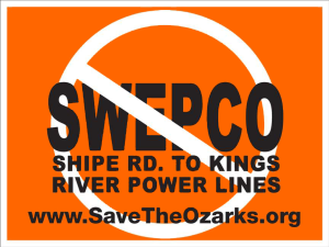 RETA Save the Ozarks logo 2 image
