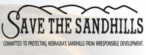 RETA Save the Sandhills logo image